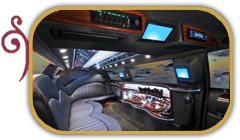 Limousine Interior Photo 1