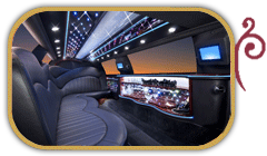 Limousine Interior Photo 2